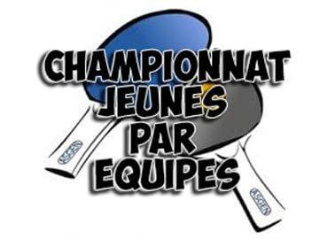 Championnat Jeunes par Equipes - Tour 4 - événement
